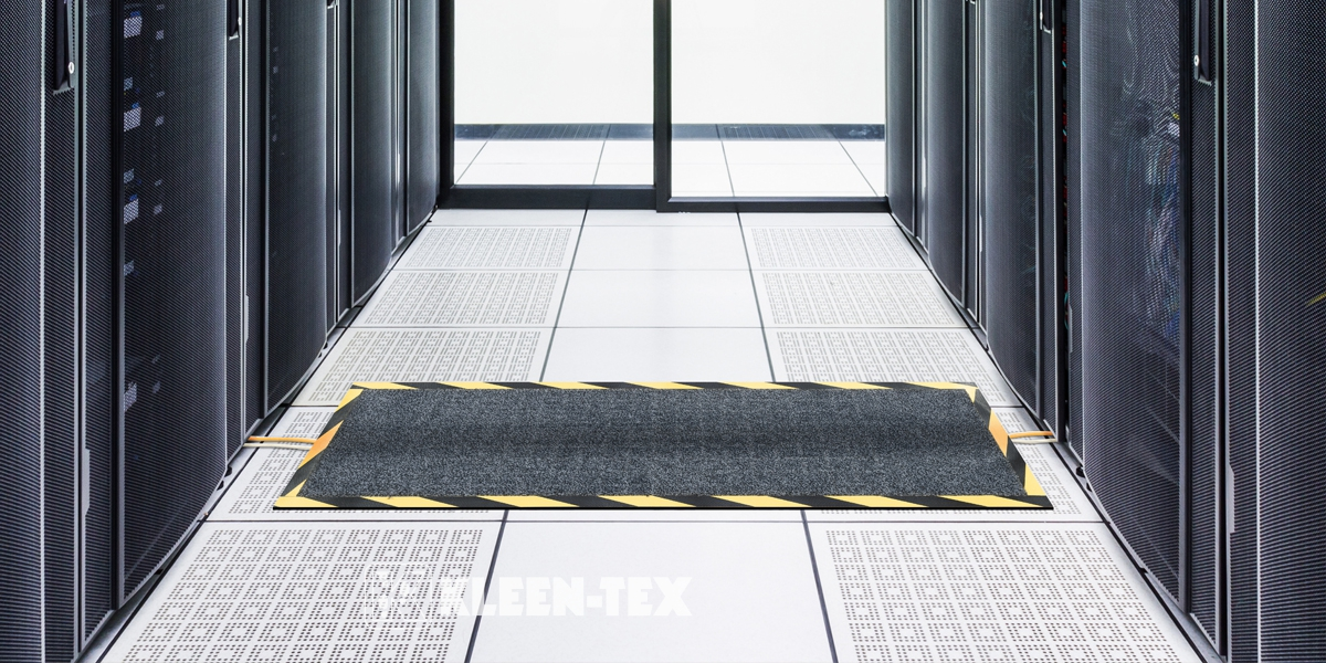 Kable Mat used in IT building