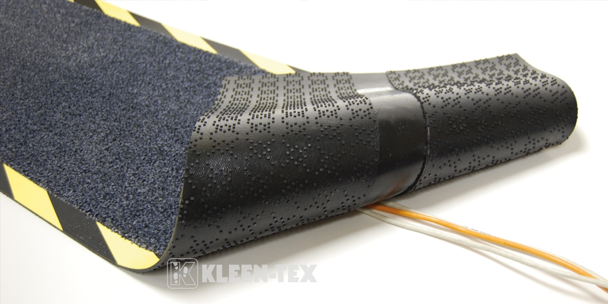 Profile of Kable Mat seen when in use