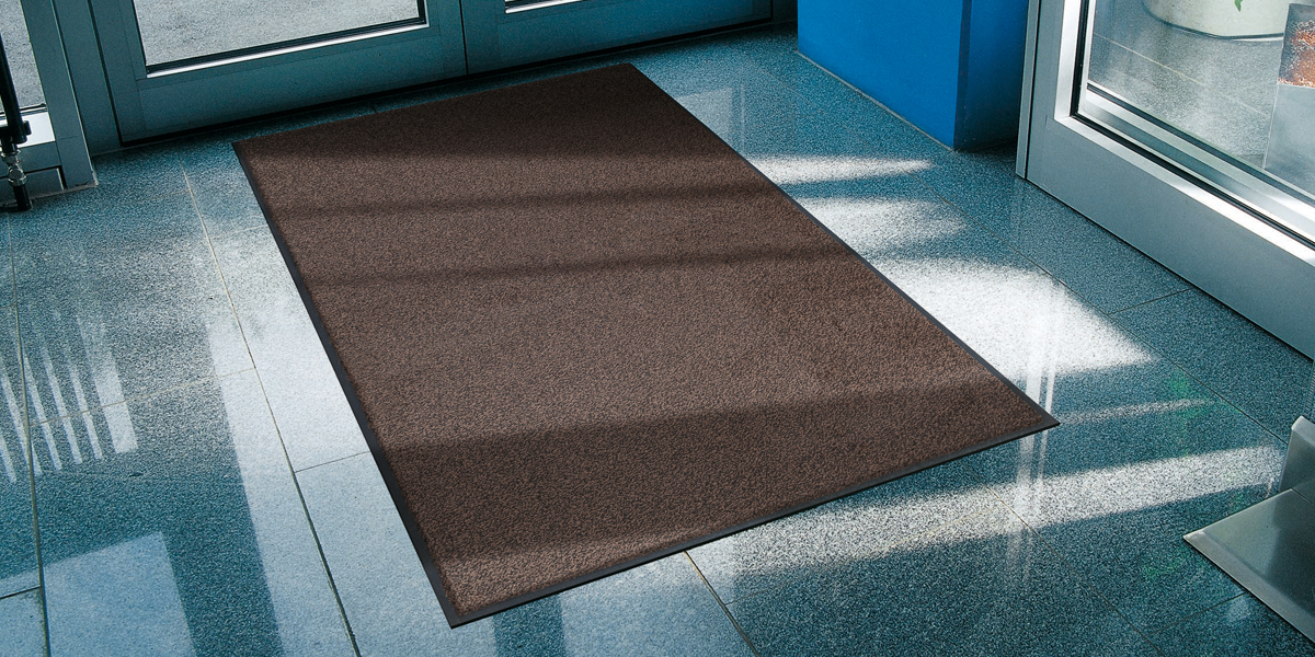 Wash-Horse - brown Wash-Horse mat indoors